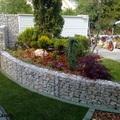 A sokoldalú gabion: kerítés, támfal, szalonnasütő és sokminden más készülhet belőle