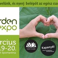 Nyerj családi belépőt a jubileumi Gardenexpora!