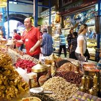 Szombati piac: növénybazár Isztambulban