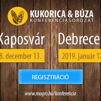 A gabonatermesztők évindító rendezvénye a Debreceni Egyetemen