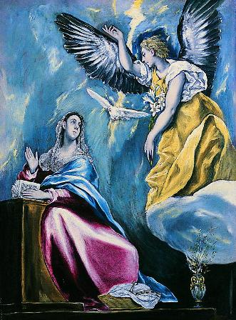 Az El Greco festmény fehér lilioma az ártatlanságok, anyaságot jelképezi_1.jpg