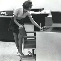 Számítógép régen