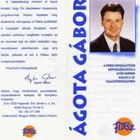 A '94-es parlamenti választás Kapuváron – tizenkét posztban (7.)