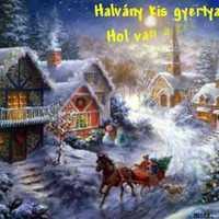 Halász Judit - Karácsony ünnepén