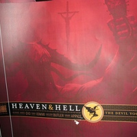 Heaven And Hell - kiszivárgott a borító?