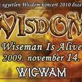 Wisdom - feltámadás?