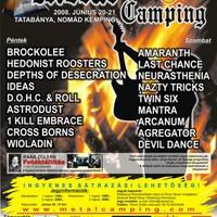 Koncertajánló: Metal Camping, Tatabánya
