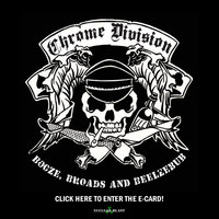 Chrome Division - E-card oldal