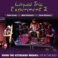 Liquid Tension Experiment - spontán anyag