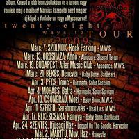 [AJÁNLÓ] Angertea-turné
