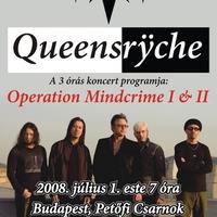 Ajánló: Queensryche koncert