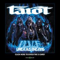 Tarot - koncertlemez és e-card oldal