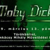 [AJÁNLÓ] Moby Dick Törökbálinton