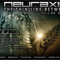 Neuraxis - E-card oldal