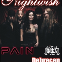 [AJÁNLÓ] Nightwish + Pain