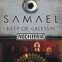[AJÁNLÓ] Samael - Solar Soul Balkans Tour 2009