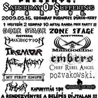 [AJÁNLÓ] Saturday Of Suffering Party II.