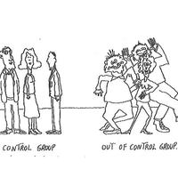 A kontrollcsoport mi vagyunk