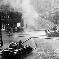 A szovjet támadás évfordulójára