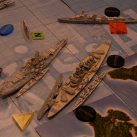 262. Axis & Allies - War at Sea