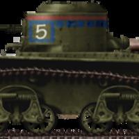 294. A szovjet T-38 könnyű úszó harckocsik története