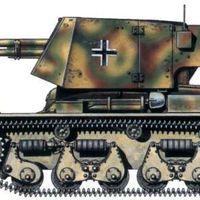 30. Panzerjäger 35R 731(f) páncélvadász