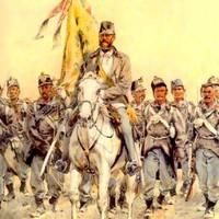 204.  A porosz-osztrák-olasz háború három csatája I. - Custozza