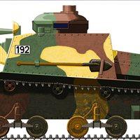 281. A Skoda T-32 kisharckocsik története