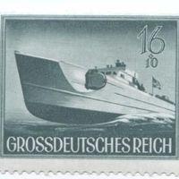 292. A német Schnellbootok (II.) Bevetésen
