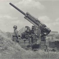 169. A 29.M 8 cm-es légvédelmi ágyú