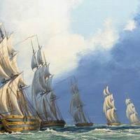 16. HMS St Lawrence - Az Ontario-tó csatahajója