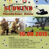 170. Südwind 2015, Oroszka