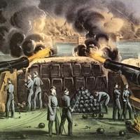 233. Amerikai polgárháború tüzérsége (II.) Az erőd- és ostrom tüzérség