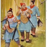 21. Huang-ti, az első kínai császár hadserege