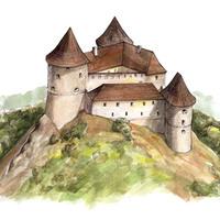 304. Erődtúrán Nógrádban II. - Somoskő vára