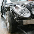Mercedes házi törésteszt