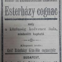 Gerillamarketing Ungváron 1907-ben