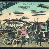 Ungvár a jövőben - 1917-ből