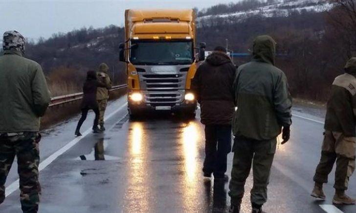 karpataljai kamion blokad