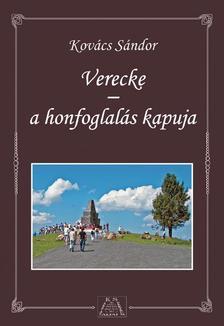 Kovács Sándor Verecke a honfoglalas kapuja