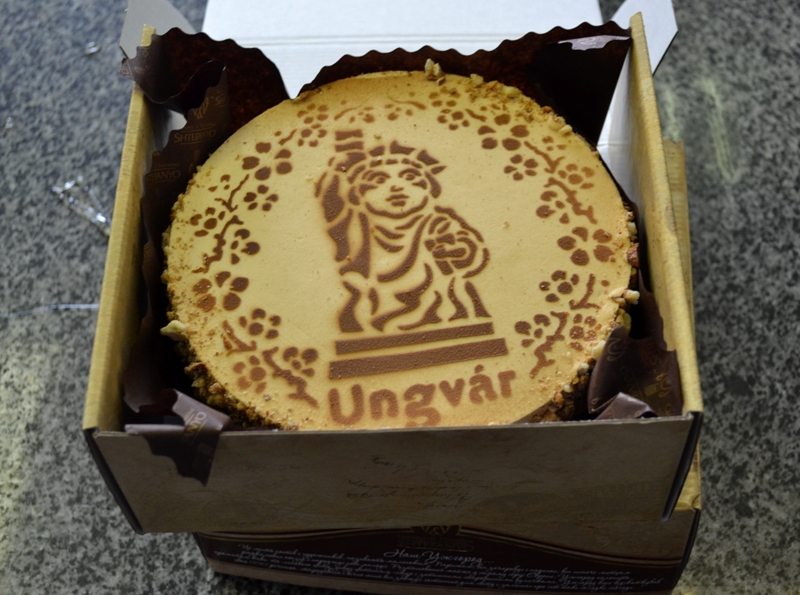ungvar torta