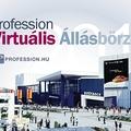 virtuális állásbörze jövőre is a Profession szervezésében