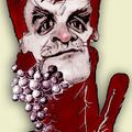 róka a szőlőben