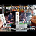 Panini Donruss Soccer 2016/17 • dupla blaster dobozos bemutató bontás