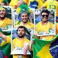 Azért valahol a brazil szurkolók a legnagyobbak...