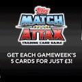 Szeptember végén jelenik meg a Topps Match Attax Premier League sorozat, de már hétfőn el lehet kezdeni gyűjteni