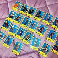 Exkluzív Barcelona kártyasor a Nesquik-től