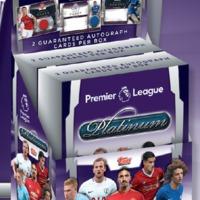 Ma jelenik meg a Topps Premier League Platinum Soccer 2018