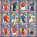 Topps Match Attax Champions League 2017/18 – 3 fémdobozos bemutató bontás: New Signings • Game Changers • Club Heroes