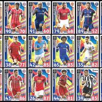 Topps Match Attax Champions League 2017/18 – 3 fémdobozos bemutató bontás: New Signings • Game Changers • Club Heroes